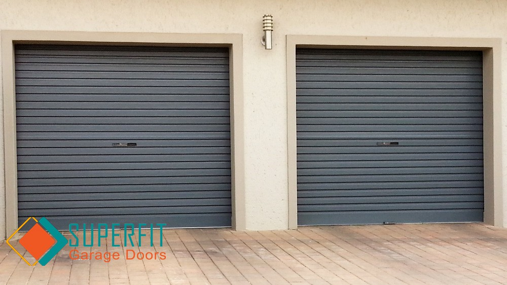 Roll up garage doors fully installed and automated call us