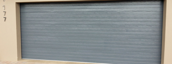 Aluzinc Garage Doors